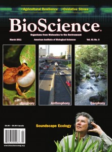 Portada de BioScience