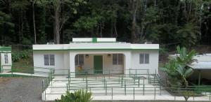 Nuevo dormitorio de la Estación de Campo Sabana